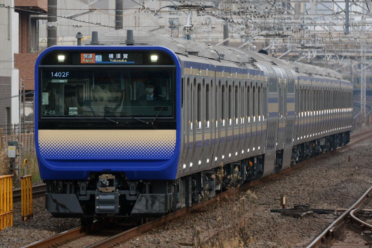 運用 横須賀 線 ドリームかおす/横須賀線E217系運用離脱状況